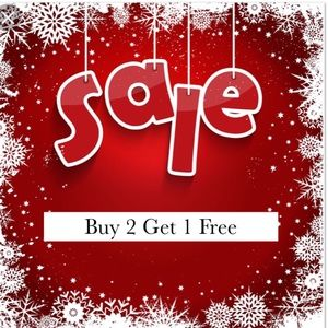Other - Buy 2 Get 1 Free All Holiday Items
